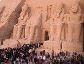 س وج.. كل ما تريد معرفته عن تعامد الشمس بمعبد أبو سمبل