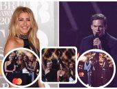 إيلى جولدنج وكاتى بيرى وريتا أورا يتألقن بحفل  BRIT Awards