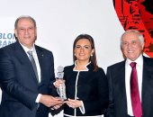 تكريم وزيرة الاستثمار والتعاون الدولى فى لبنان
