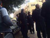 بالصور .. الشرطة النسائية تواصل مكافحة التحرش فى محيط مدارس الجيزة