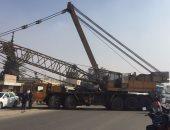 تحويلات مرورية بطريق القاهرة السويس - الصحراوى السبت المقبل
