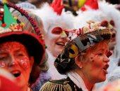 """بالصور.. احتفالات صاخبة فى ألمانيا خلال أسبوع """"كرنفال المرأة"""""""