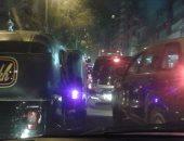 """بالصور.. شكاوى من الفوضى المرورية لـ""""التوك توك"""" فى شوارع شبرا"""