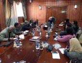 محافظ بورسعيد : تشكيل لجنة لتحديد الأماكن الجديدية لمخازن شارع البترول