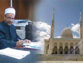 وكيل أوقاف قنا يفتتح مسجد النور بالترامسة بتكلفة 2 مليون جنيه