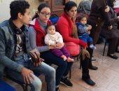الإسماعيلية تستقبل 38 أسرة مسيحية بعد تهديدات تكفيريين بالعريش