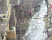 """استجابة لصحافة المواطن: القابضة توصل الصرف لمنازل """"الكوم الطويل"""" بكفر الشيخ"""