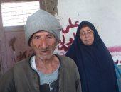 بالصور .. مأساة عجوز بسوهاج تحتاج تركيب دعامة بالقلب ولا تقوى على ثمن العلاج