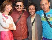 """نجوم مسرح مصر ينشرون كواليس العرض الأول بالكويت على """"إنستجرام"""""""