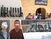 ضبط 106 أسلحة نارية وتنفيذ 12936 حكما حصيلة حملة الداخلية فى سوهاج