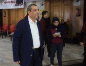 """""""الصحفيين"""": ننتظر حيثيات الحكم الصادر ضد يحيى قلاش للطعن عليه"""