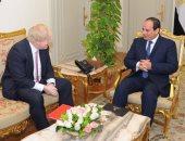 وزير خارجية بريطانيا: نتطلع للعمل مع حكومة الرئيس السيسي خلال ولايته الثانية