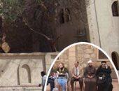 """مسئول """"الإنجيلية"""" بالإسماعيلية: استقبلنا 75 أسرة وافدة من العريش حتى الآن"""