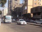 النشرة المرورية.. انتظام حركة السيارات بمعظم محاور القاهرة والجيزة