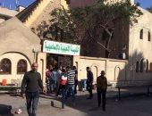 مطرانية بورسعيد: أقباط العريش الموجودون بالإسماعيلية اعتذروا عن الانتقال لنا