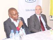 بالصور.. رئيس الفيفا يزور أوغندا على هامش برنامج التطوير