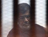 """قاضى"""" التخابر مع حماس"""" يأمر بتوقيع الكشف الطبى الفورى على مرسى"""