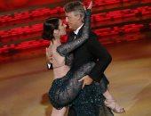 بالصور.. مانشينى يتألق فى رقصة تانجو مثيرة