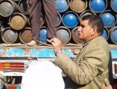الوحدة المحلية بمدينة ساقلته بسوهاج توزع 1000 أسطوانة غاز بسعر 18.5
