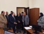 """محافظ الاسكندرية يطلب من """"حماية المستهلك"""" تقريرا شهريا عن مخالفات الشركات"""