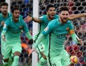 ترتيب الدوري الإسباني بعد فوز برشلونة على أتلتيكو مدريد