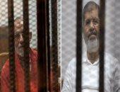 """القضاء يواصل اليوم إعادة محاكمة """"المعزول""""ورفاقه فى """"التخابر مع حماس"""""""