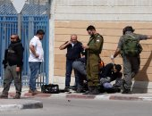 استشهاد فلسطينى برصاص قوات الاحتلال بعد طعنه شرطى إسرائيلى بالقدس (تحديث)