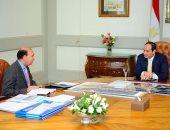 تكليف مهاب مميش برئاسة هيئة المنطقة الاقتصادية لقناة السويس لمدة عام