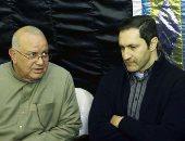 """علاء مبارك: ظهورى فى عزاء والد أبو تريكة واجب.. و""""مفيش سياسة فى الموت"""""""