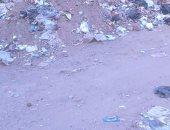 أهالى شارع محمد نجيب بالمرج يشكون تراكم القمامة والمخلفات