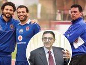 محمود طاهر يدعم الأهلى قبل مواجهة بيدفيست الجنوب أفريقى