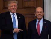"""ترامب يعين """"ملك الإفلاس"""" وزيرا للتجارة الأمريكية ويهنئه بالمنصب الجديد"""