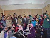 رئيس جامعة كفر الشيخ يشدد على تقديم الخدمات الطبية بالمستشفى للمواطنين