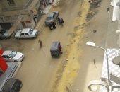 قارئ يشتكى من أعمال حفر بشارع الثلاثينى بفيصل
