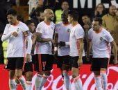 بالفيديو.. فالنسيا يتقدم على برشلونة برأسية مانجالا فى الدقيقة 29