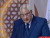"""عدلى منصور للمصريين: """"عايزين ديمقراطية مارسوا حقوقكم الدستورية"""""""