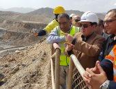 وزير البترول خلال تفقده منجم السكرى: إقبال كبير على مزايدة الذهب العالمية