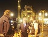 محافظ جنوب سيناء يدعو الألمان لزيارة شرم الشيخ خلال لقائه بتليفزيون برلين