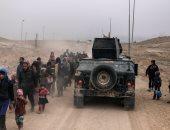 العراق: استسلام العشرات من مقاتلى تنظيم داعش فى الموصل