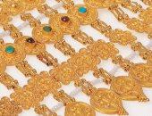 أسعار الذهب اليوم السبت 17-2-2018 فى مصر وعيار 21 يسجل 662 جنيها للجرام