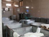 ضبط مصنع لتصنيع منتجات الألبان بدون ترخيص بالعجمى فى الإسكندرية
