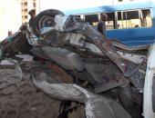 الإحصاء: 11098 عدد حوادث السيارات فى 2017 بانخفاض 24.6%