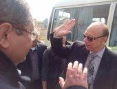 محافظ القاهرة: تطوير كوبرى الجلاء منحة من البنك الأهلى بتكلفة 10 ملايين جنيه