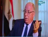 بالفيديو.. حلمي النمنم: أدافع عن الكتاب المحبوسين فى إطار القانون