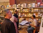 إسرائيل تكره الكتب.. معرض بالكتب القديمة فى غزة بسبب الحصار