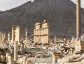 خبير آثار: تنظيم داعش ألحق أضرارا جسيمة بأحد المعالم الأثرية بمدينة تدمر