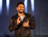 محمد حماقى جاهز بألبومه قبل شهر رمضان