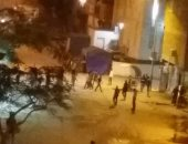 القبض على 28 وإصابة 8 فى مشاجرة عنيفة بشبرا الخيمة بسبب لهو الأطفال