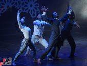 """بالصور ..عرض """"مولانا"""" بمناسبة اليوبيل الفضى لفرقة الرقص الحديث"""