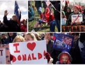 مسيرات داعمة لترامب فى كافة أنحاء الولايات المتحدة